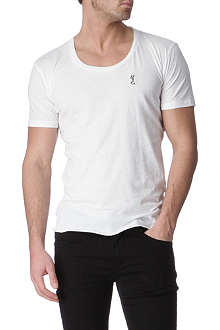 RELIGION Scoop-neck t-shirt