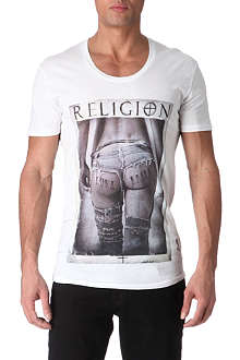 RELIGION Love Faith t-shirt