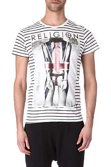 RELIGION Til Death Do Us Part t-shirt