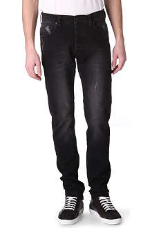 RELIGION Slim-fit straight jeans