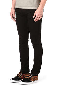 RELIGION Noize skinny-fit tapered jeans