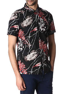MARC BY MARC JACOBS Plant print shirt