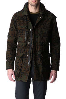 MARC BY MARC JACOBS Irvin camouflage jacket