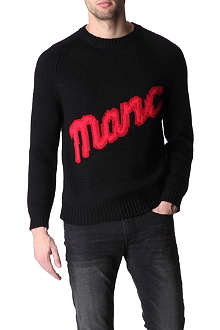 MARC BY MARC JACOBS Marc knitted jumper