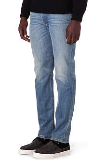 MARC BY MARC JACOBS Slim-fit straight-leg jeans