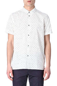MARC BY MARC JACOBS Dotty white shirt