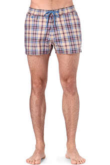 MARC BY MARC JACOBS Aaron checked siwm shorts