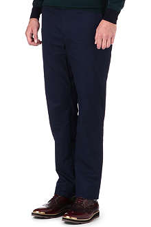 MARC BY MARC JACOBS Aspen cotton slim-fit chinos