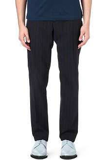 MARC BY MARC JACOBS Rumpled pinstripe trousers