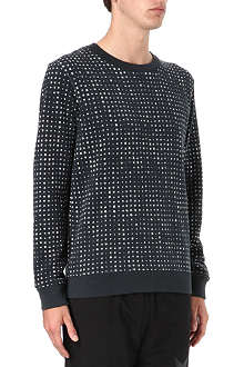 MARC BY MARC JACOBS Enzo star sweatshirt