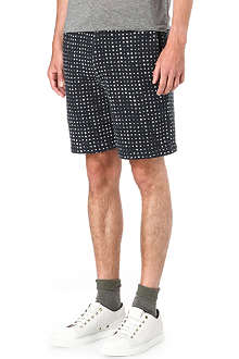 MARC BY MARC JACOBS Enzo star cotton shorts