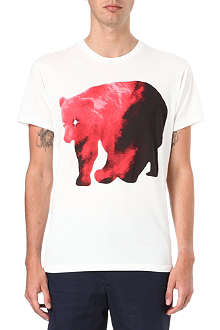 MARC BY MARC JACOBS Space bear t-shirt