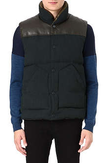 MARC BY MARC JACOBS Portland down gilet