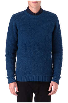 MARC BY MARC JACOBS Annarbor fleece sweatshirt