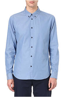 MARC BY MARC JACOBS Chambray Oxford shirt