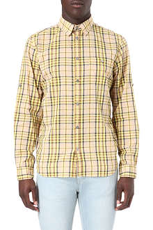 MARC BY MARC JACOBS Aaron shrunken-fit checked shirt