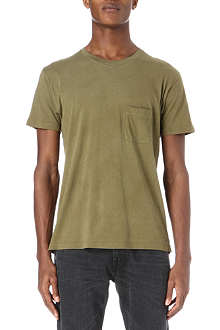 MARC BY MARC JACOBS Hand-dyed t-shirt