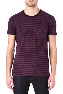 MARC BY MARC JACOBS Liverpool striped t-shirt