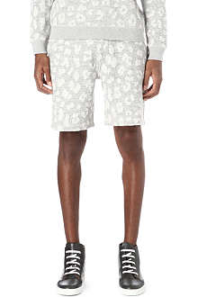 MARC BY MARC JACOBS London leopard shorts