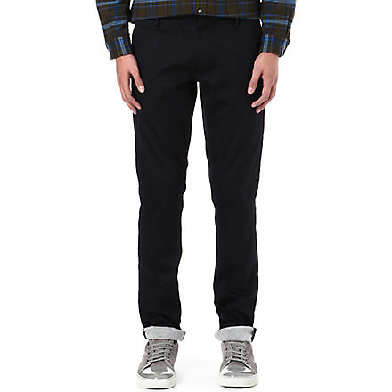 MARC BY MARC JACOBS Camden cotton chinos (Navy