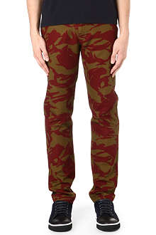 MARC BY MARC JACOBS Clapham camo chinos