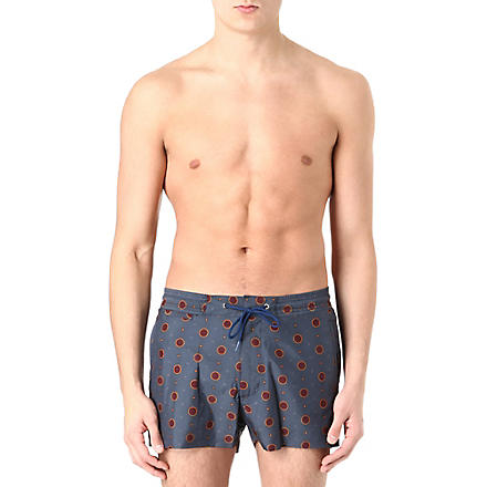 MARC BY MARC JACOBS Dalston dot swim shorts (Navy
