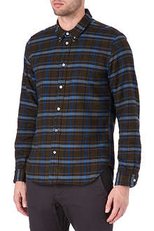 MARC BY MARC JACOBS Greenwich tartan shirt