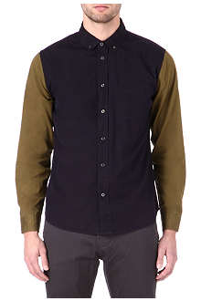 MARC BY MARC JACOBS Oxford contrast shirt