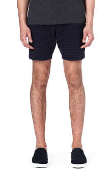 MARC BY MARC JACOBS Pasadena checked shorts