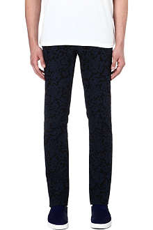 MARC BY MARC JACOBS Malibu-print trousers