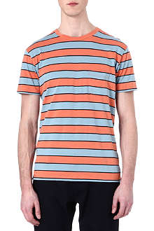 MARC BY MARC JACOBS Shasta stripe jersey t-shirt
