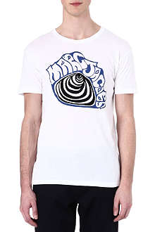 MARC BY MARC JACOBS Siskiyou print t-shirt