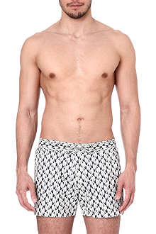 MARC BY MARC JACOBS Graphic print swim shorts