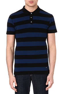 MARC BY MARC JACOBS Alta Dena striped polo shirt
