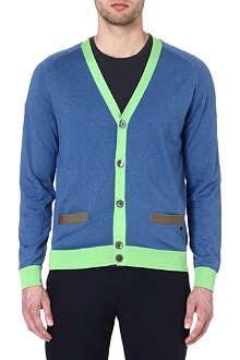 MARC BY MARC JACOBS Silk and cashmere-blend cardigan