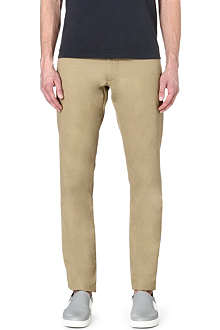 MARC BY MARC JACOBS California slim-fit chinos