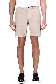 MARC BY MARC JACOBS Panelled twill shorts