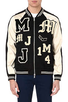 MARC BY MARC JACOBS Letterman bomber jacket
