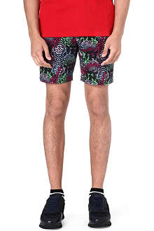 MARC BY MARC JACOBS Rex snake-print shorts