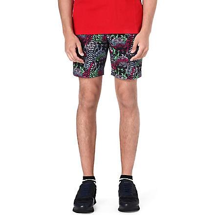 MARC BY MARC JACOBS Rex snake-print shorts (Multi