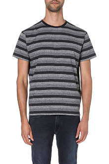 MARC BY MARC JACOBS Vaughn striped t-shirt
