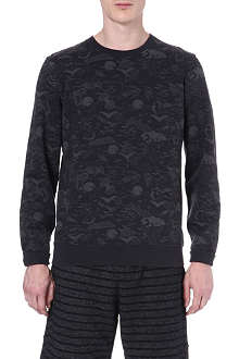 MARC BY MARC JACOBS Doodle-print sweatshirt