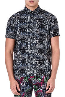 MARC BY MARC JACOBS Rex snake-print shirt