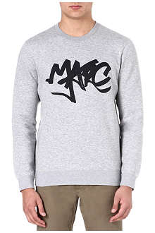 MARC BY MARC JACOBS Tag sweatshirt