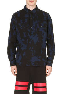 MARC BY MARC JACOBS Bleached cotton shirt