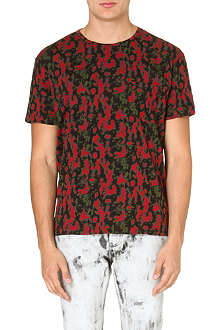 MARC BY MARC JACOBS Splatter-print cotton-jersey t-shirt