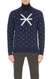 MARC BY MARC JACOBS Goat skull wool jumper