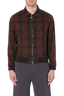 MARC BY MARC JACOBS Renton checked jacket