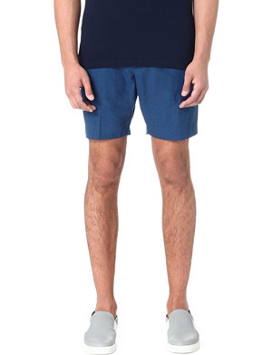 MARC BY MARC JACOBS Noah chambray shorts