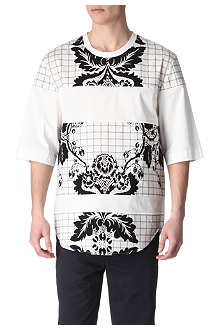 3.1 PHILLIP LIM Baroque-print t-shirt